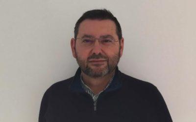José Luis del Valle jefe de Maquinaria de AGROVIN